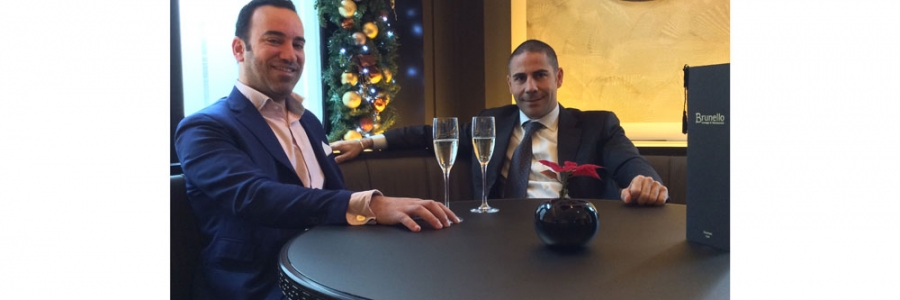 Investartone and Baglioni Hotel London create new synergy